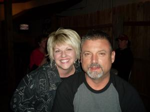 Praying for you Wendy and so glad I got the chance to get to know Tom better.