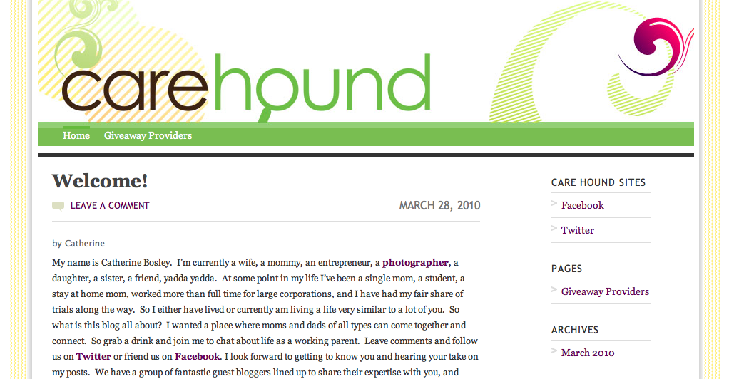Care Hound Blog