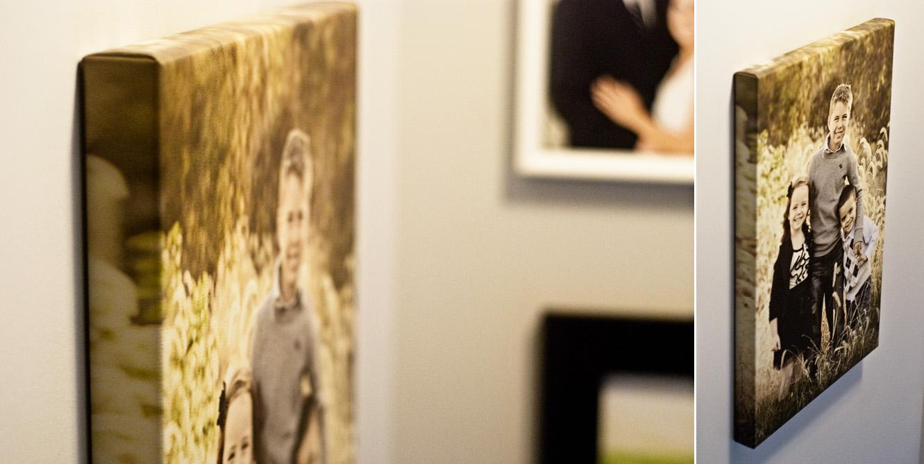 canvas gallery wraps standouts float wraps bosley creative